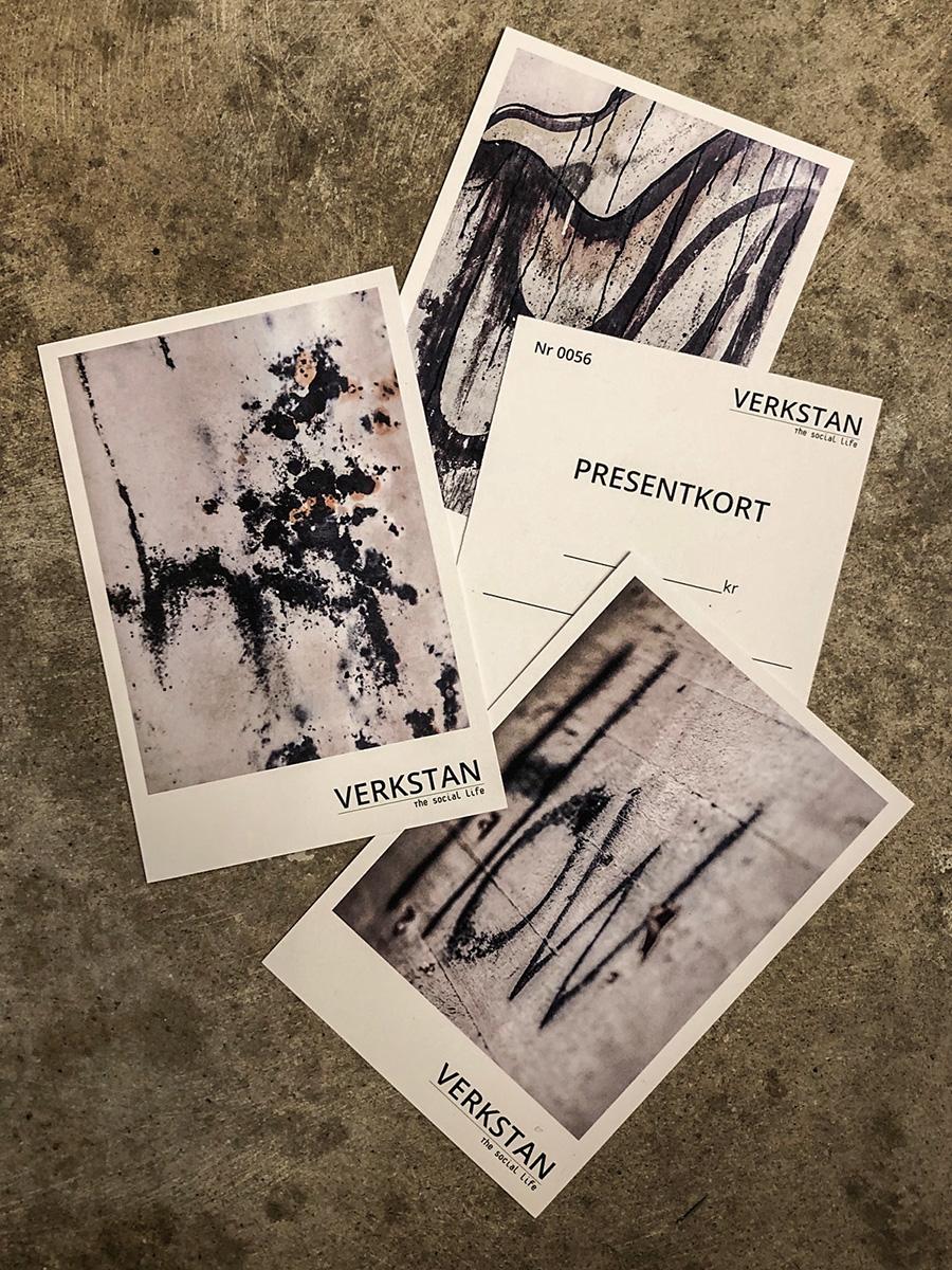 Presentkort 1